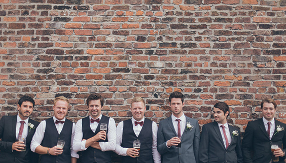 st georges hall / sheffield wedding videography