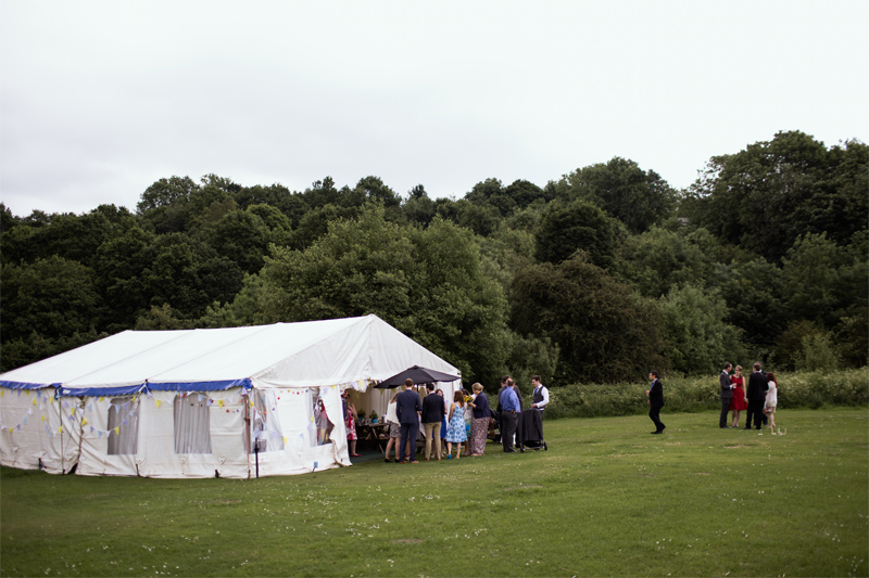 sheffield marquee wedding photos