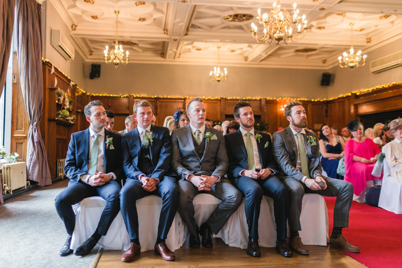 wedding photography at the maynard in sheffield