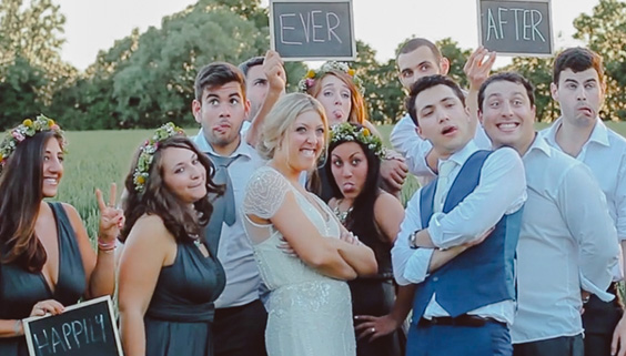 wedding videographer in sheffield
